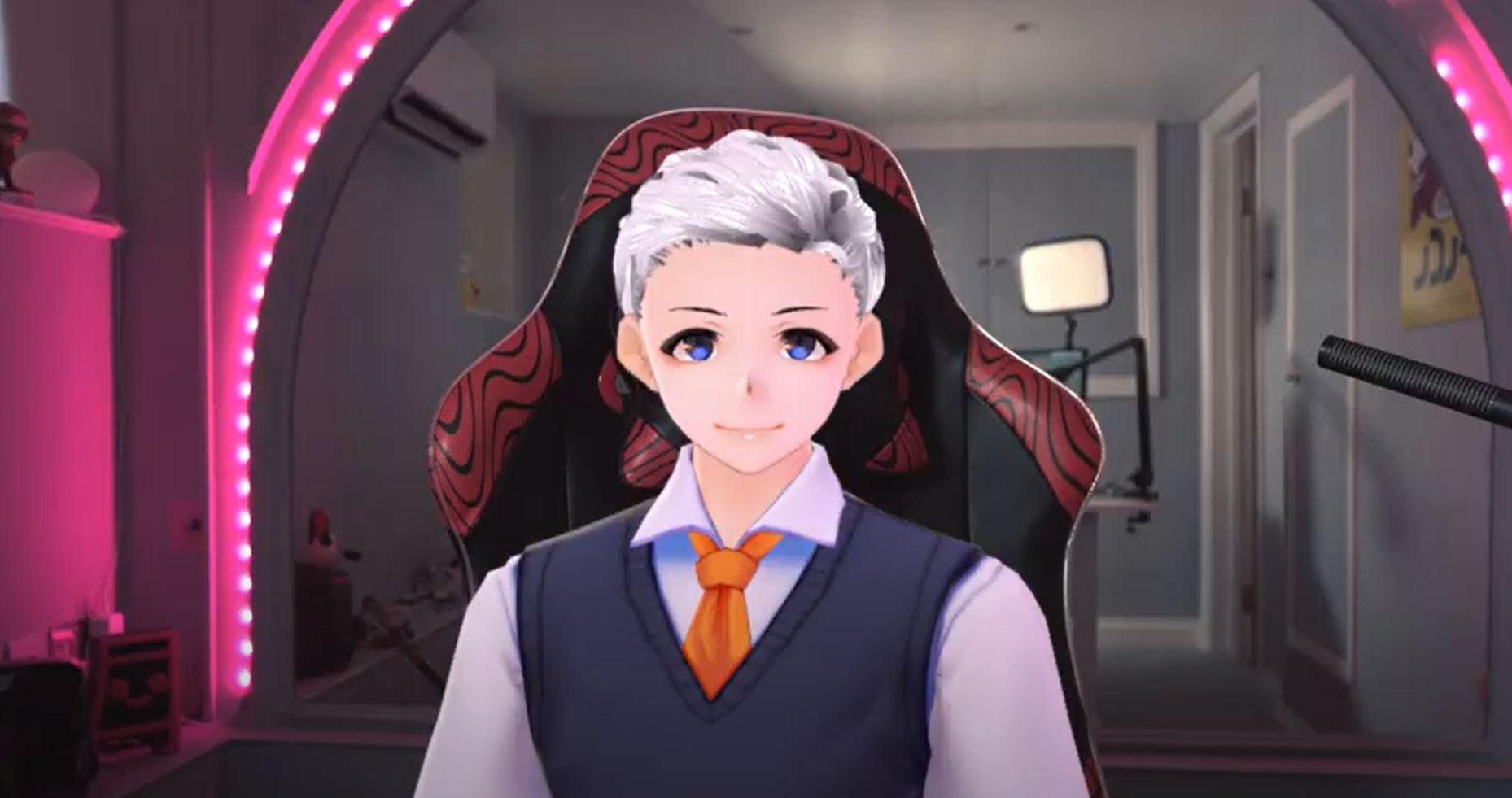 PewDiePie's second anime avatar.