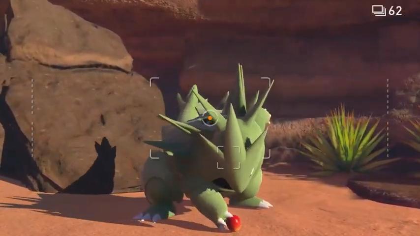 New Pokemon Snap pokemon Presents