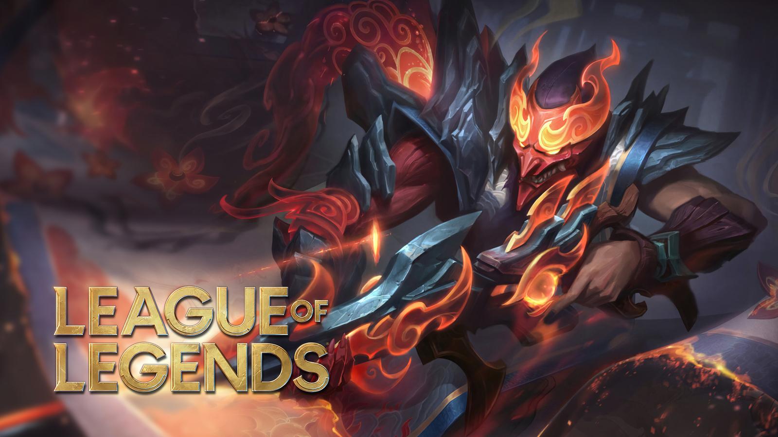 Shan Hai Scrolls Jhin in League of Legends