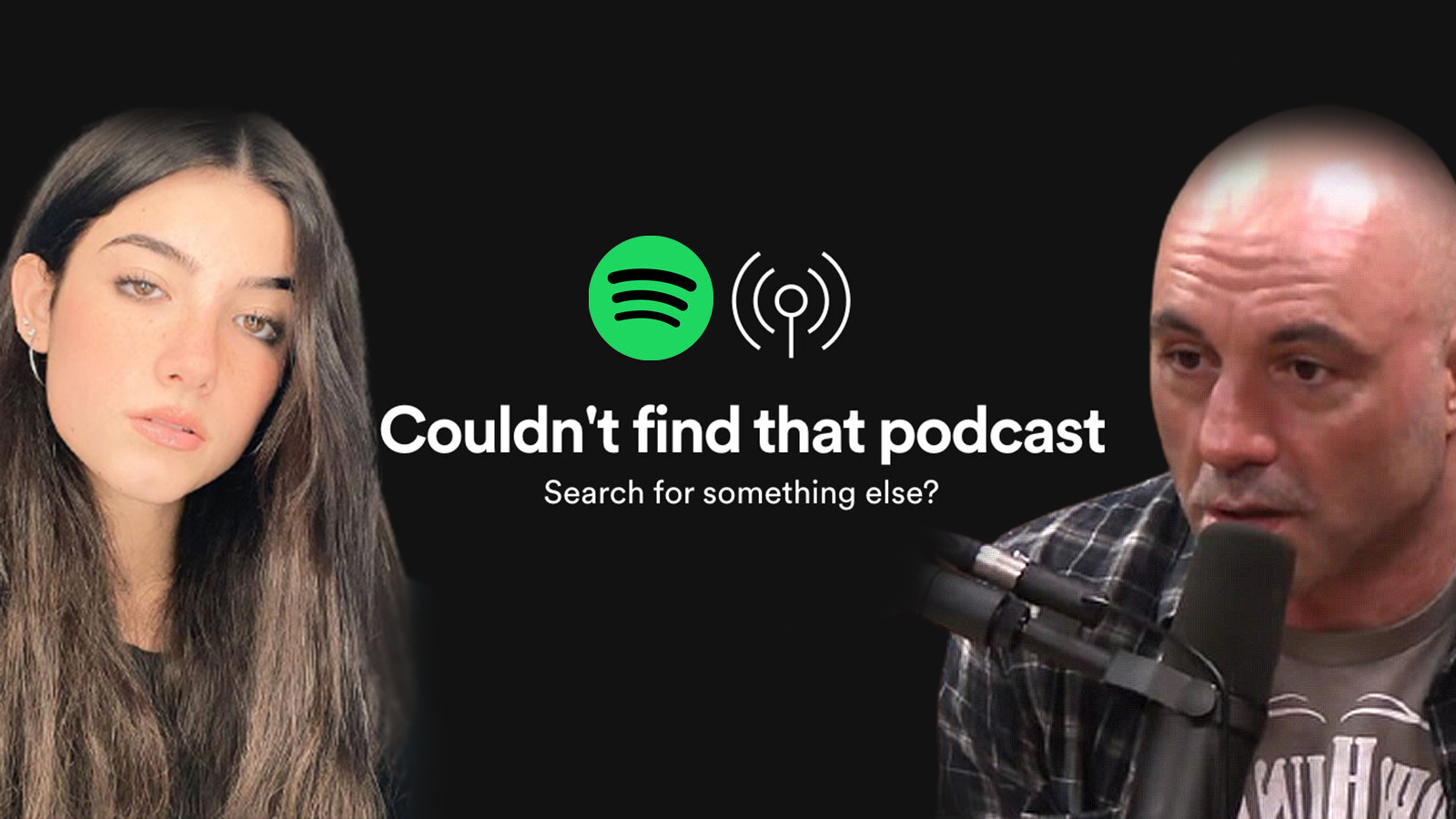 Spotify podcasts down for users