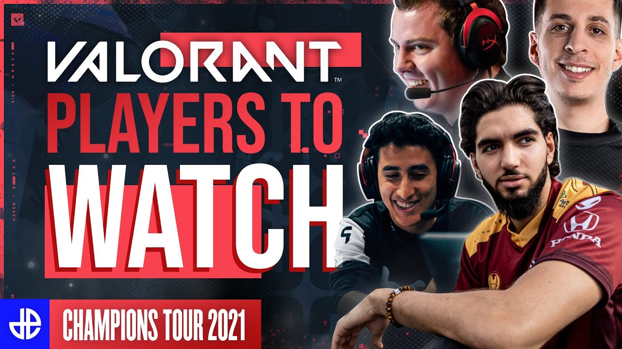 Valorant Players to watch in 2021