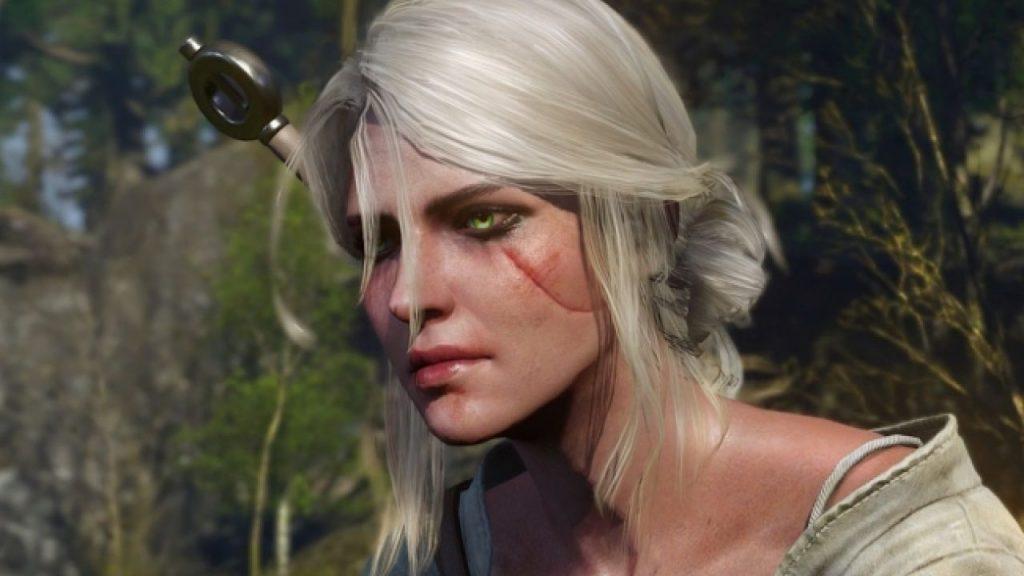 The Witcher Ciri Cosplay