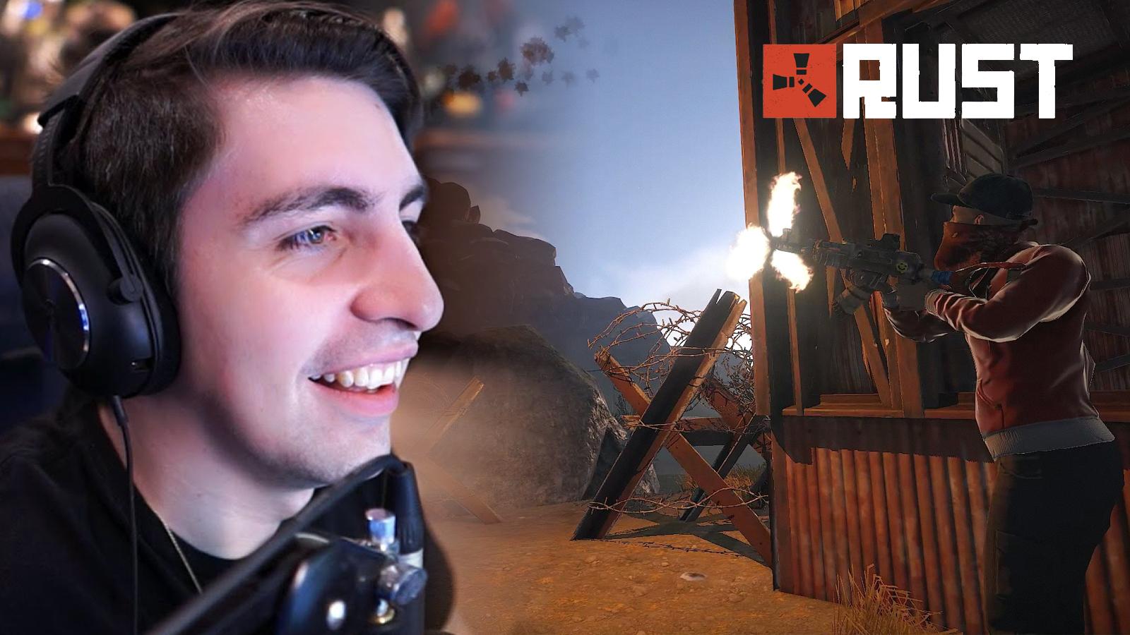 Shroud Rust perfect game
