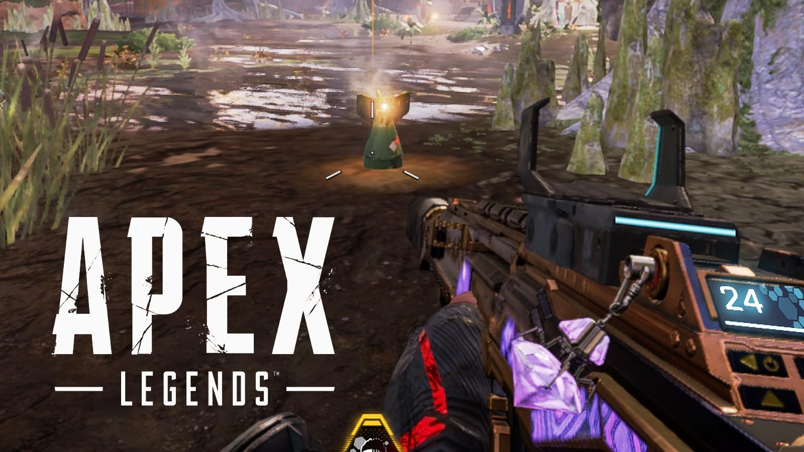 Apex Legends season 8 missile ability