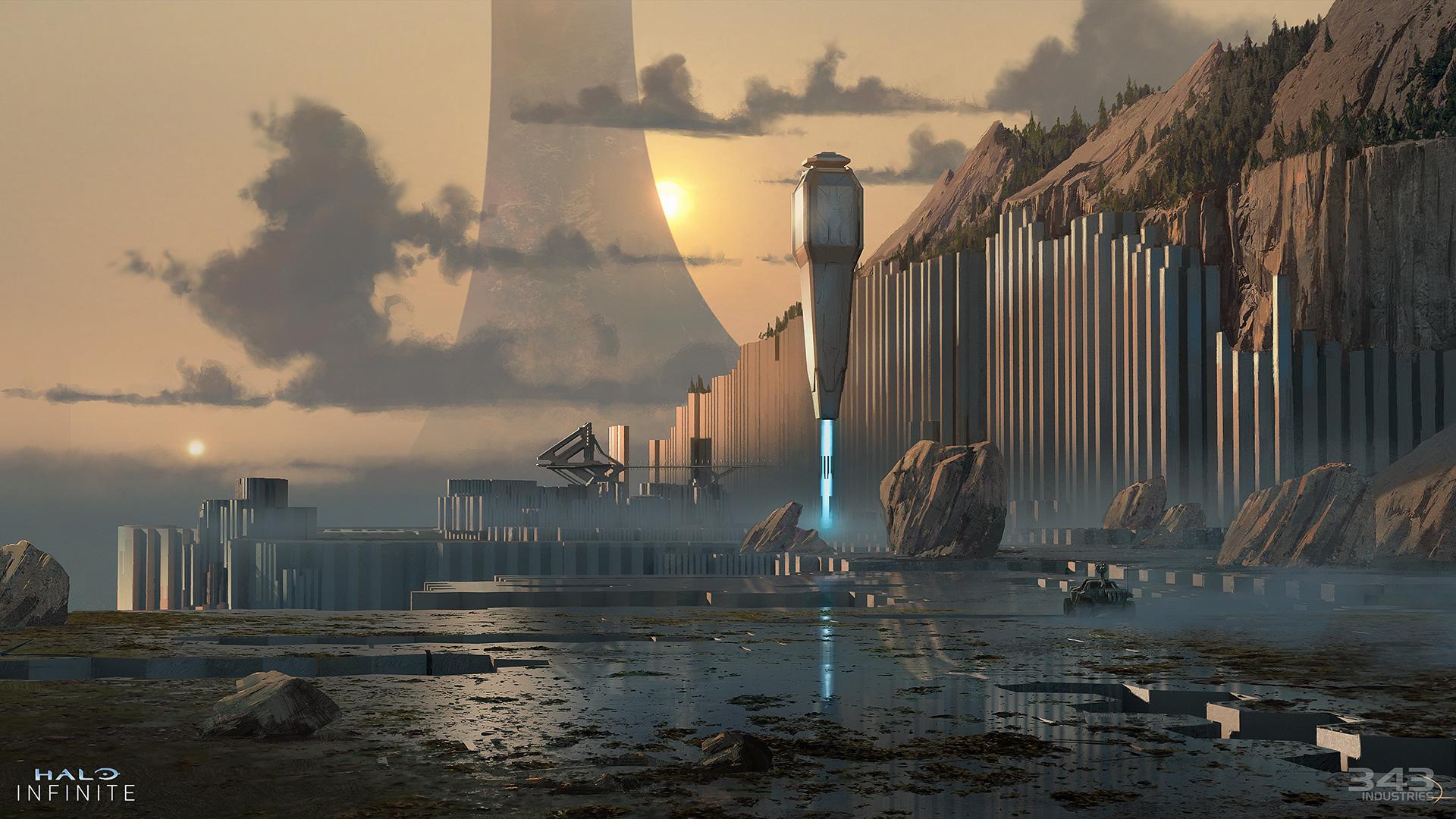 Halo Infinite location
