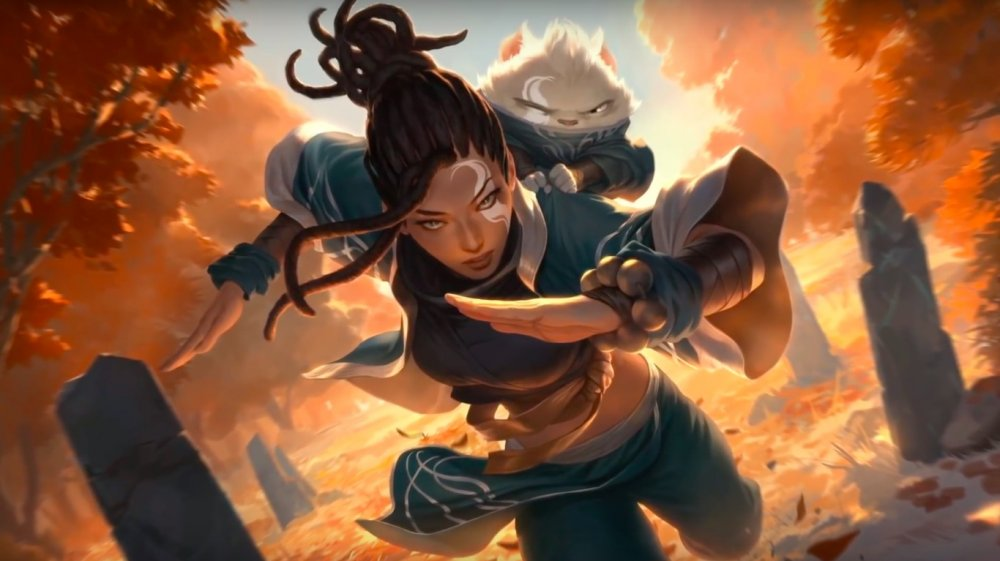 The League of Legends MMO is still waiting for an official release date.