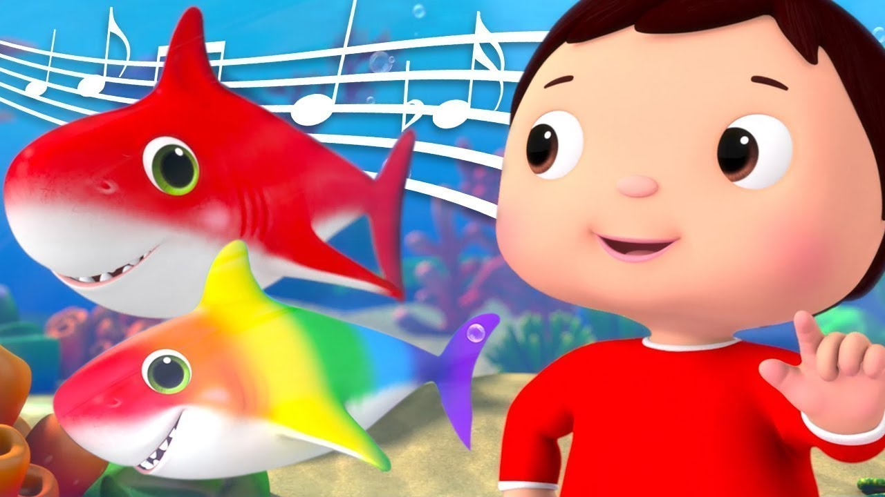 YouTube little baby bum nursery rhymes and songs