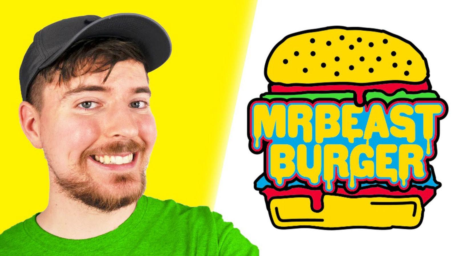 Mr Beast Burger logo