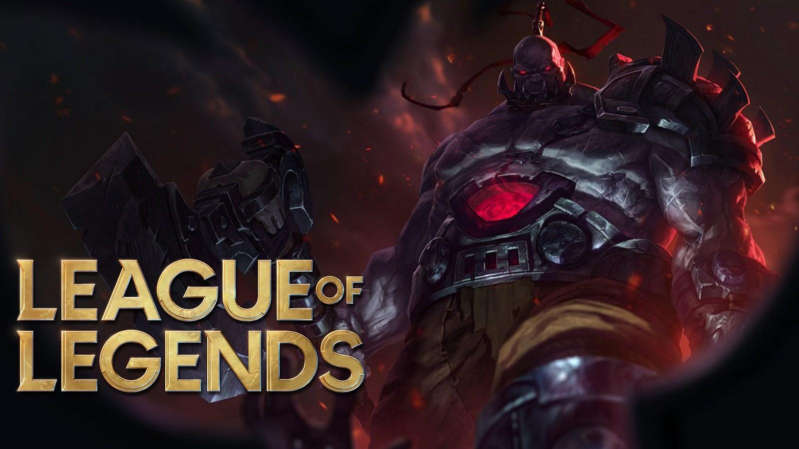 sion league of legends