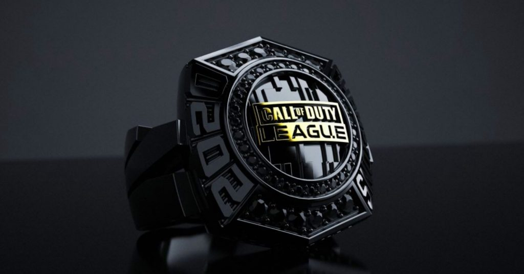 CDL 2020 Champs ring.