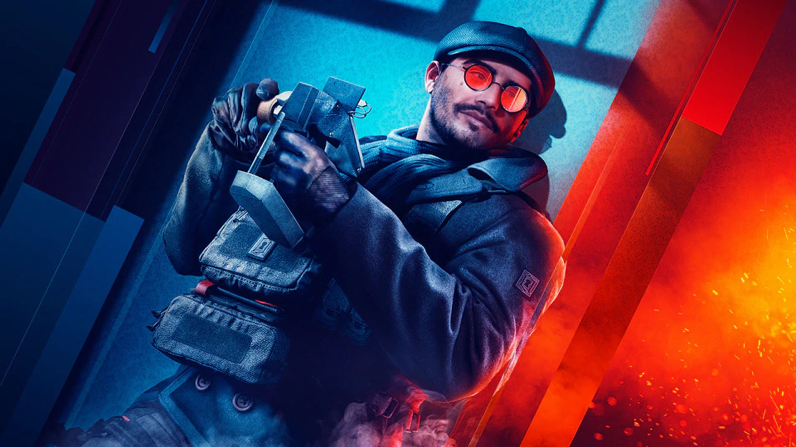 Flores in Rainbow Six Siege