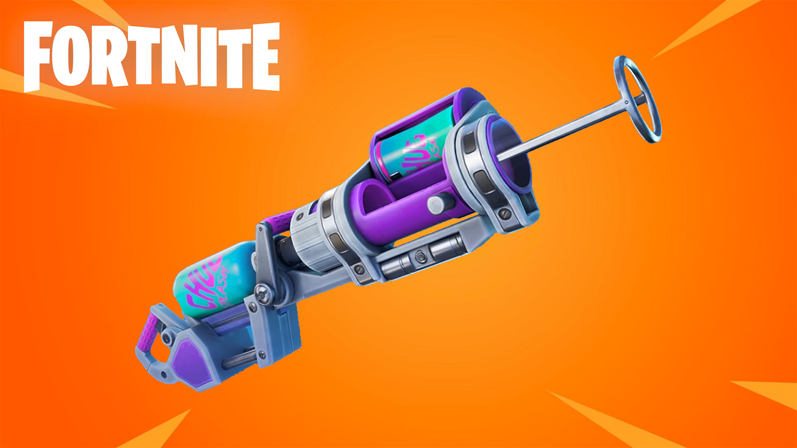 Fortnite Chug Cannon exotic weapon