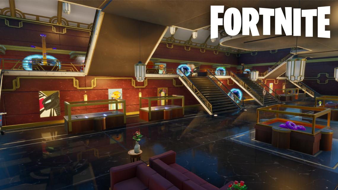 Fortnite museum
