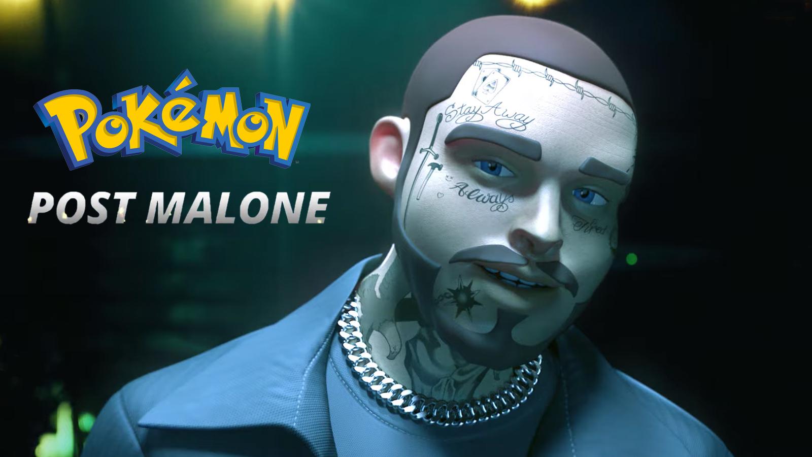 Pokemon Post Malone concert