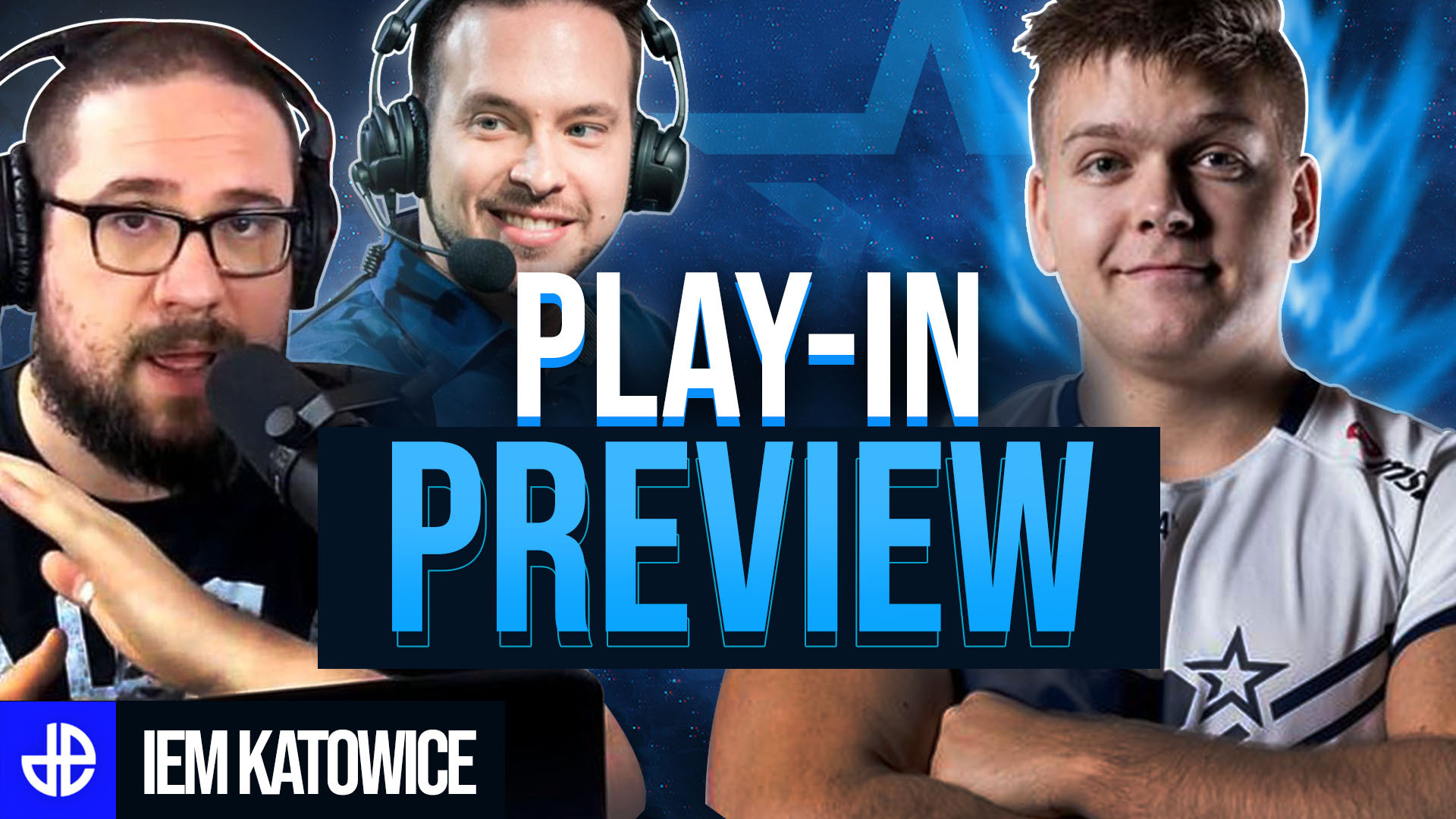 IEM Katowice Play In Preview with Richard Lewis, Maniac