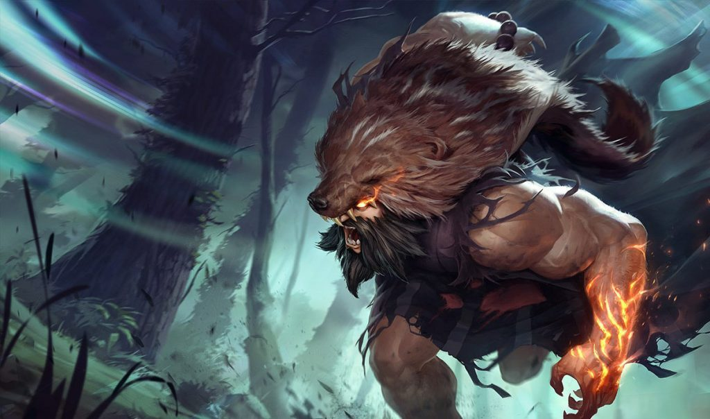 Udyr is finally back in the LoL meta after four years on the bench.