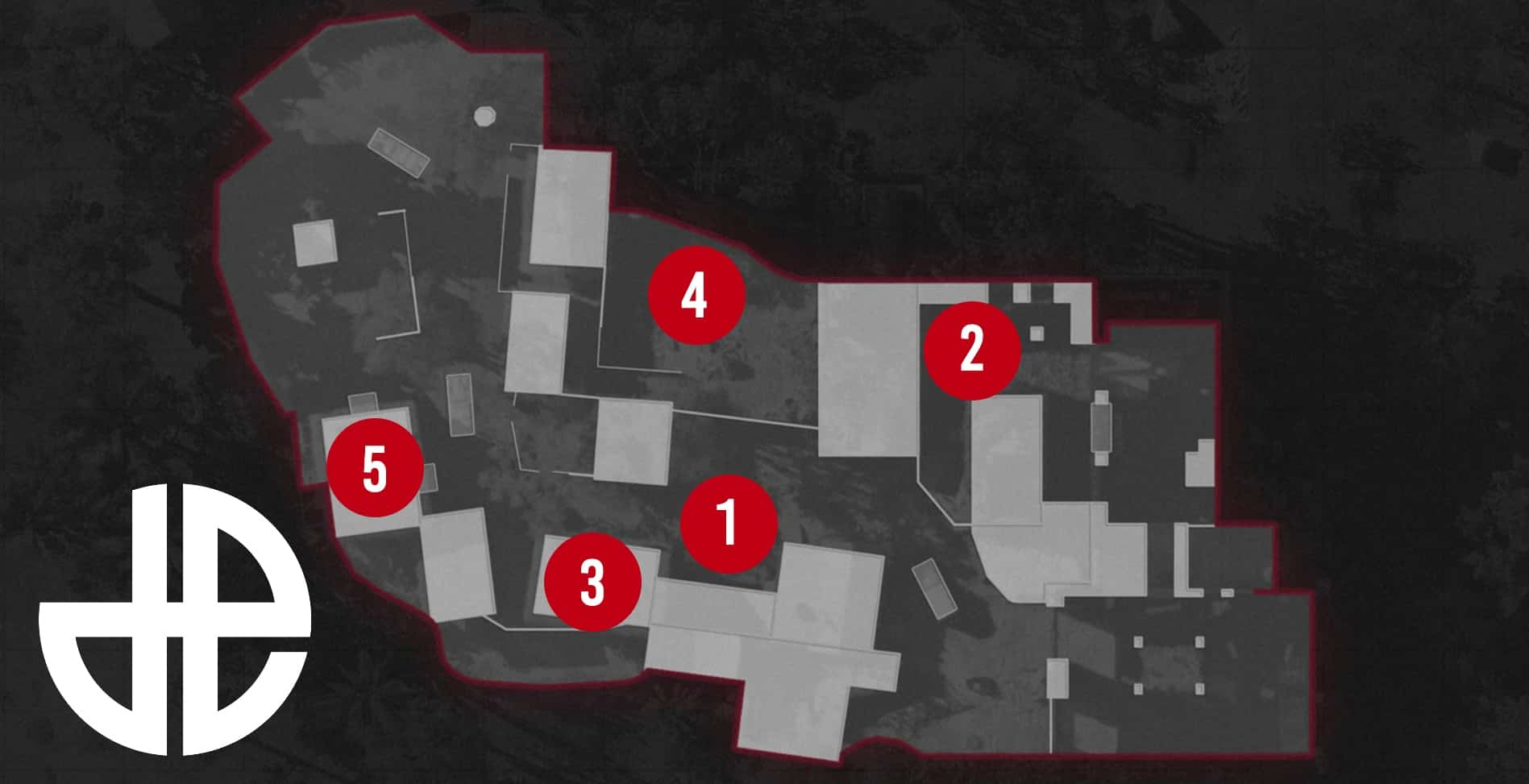 Apocalypse Hardpoint locations in Black Ops Cold War