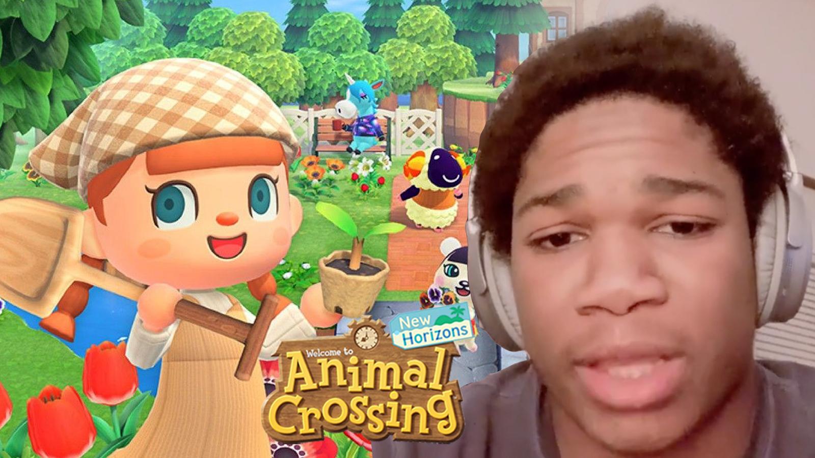 Animal Crossing TikTok Impression