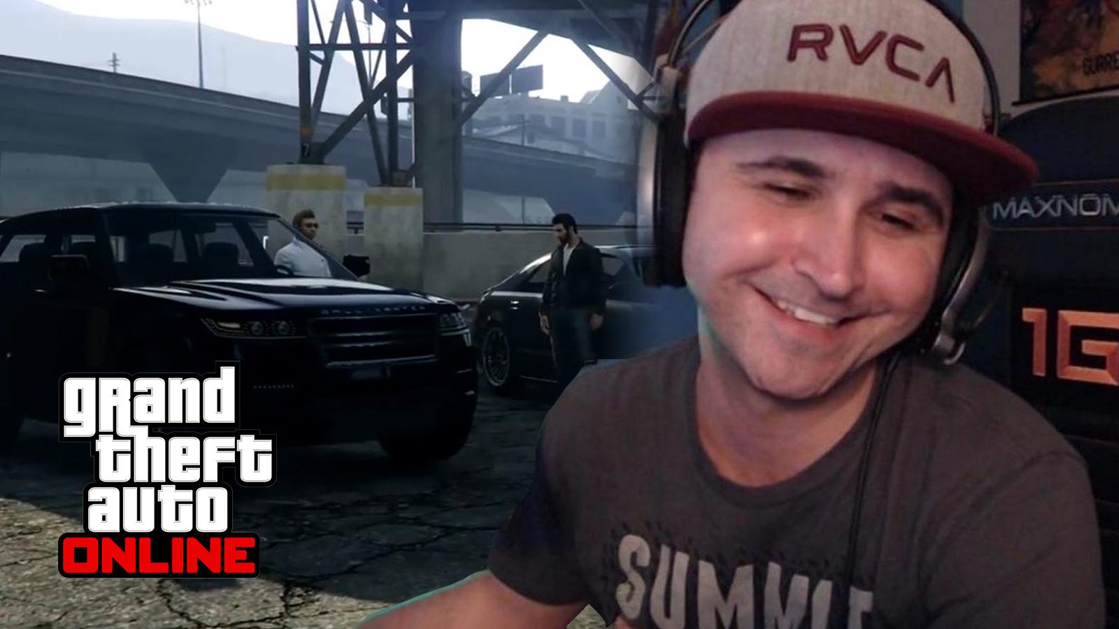 NoPixel GTA RP Summit1g Getaway