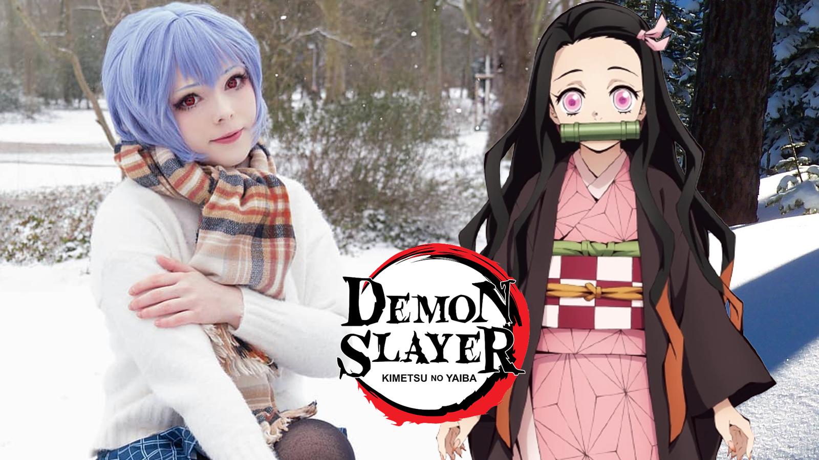 Demon Slayer Nezuko Cosplay