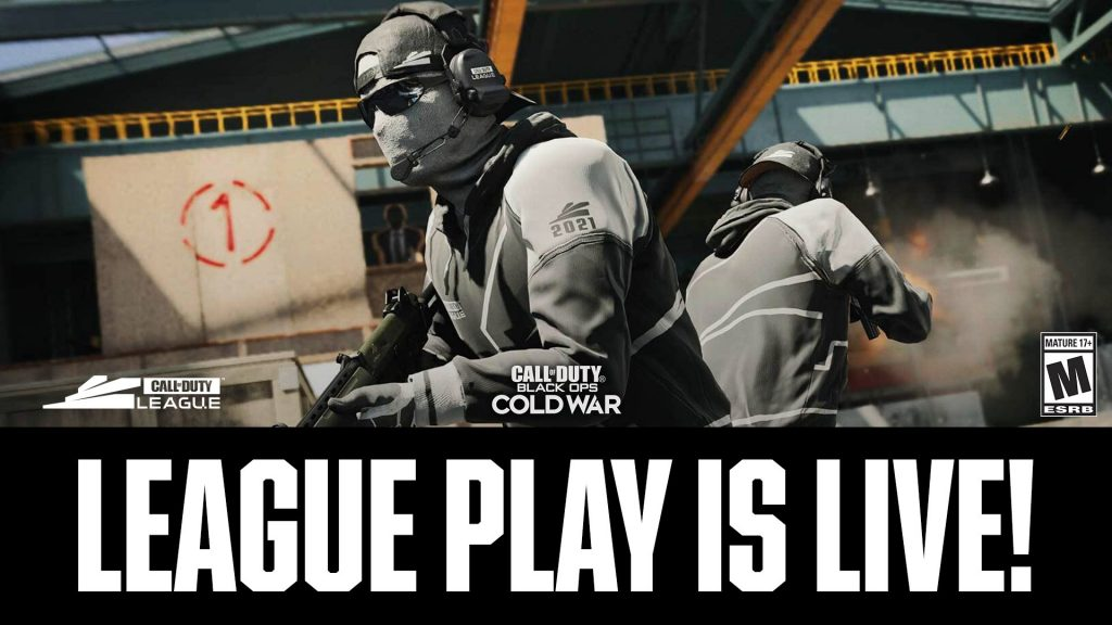 Black Ops Cold War League Play is live!