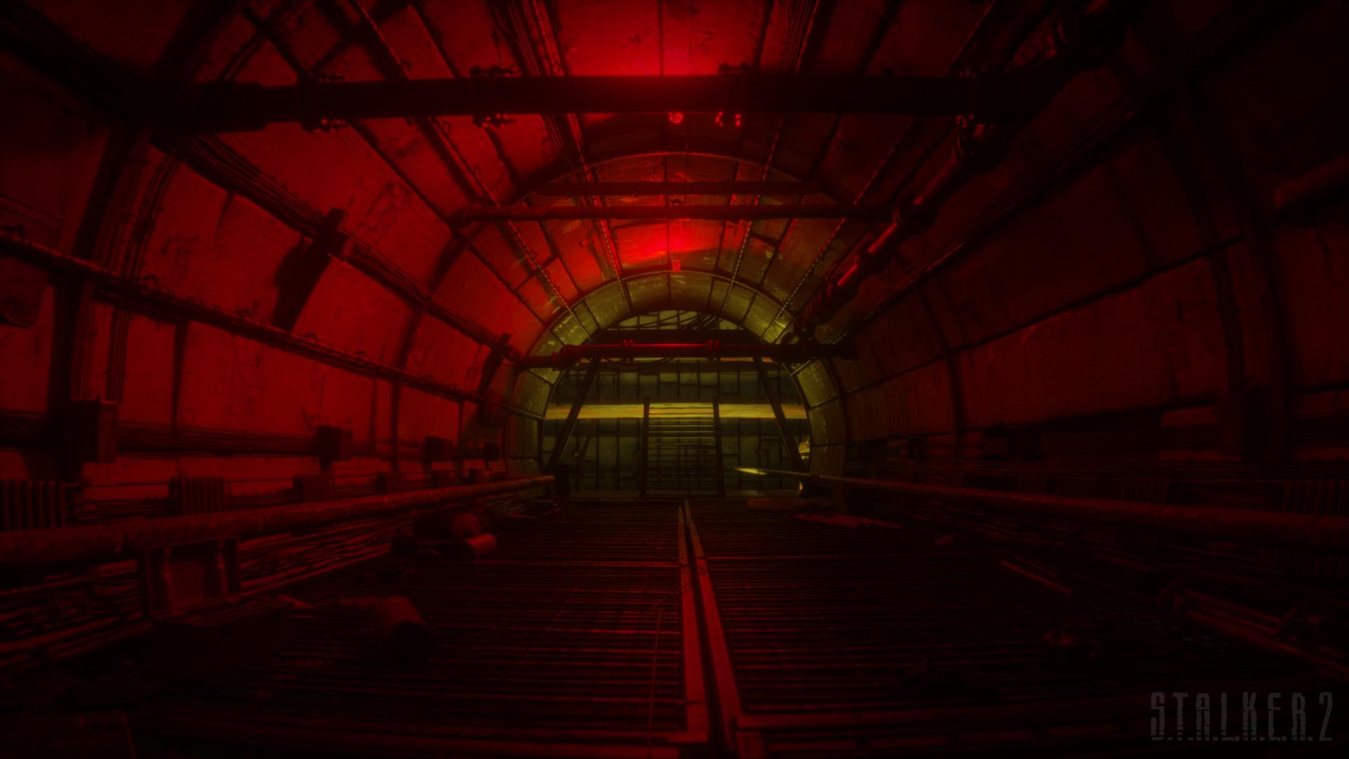 S.T.A.L.K.E.R 2 Underground Bunker