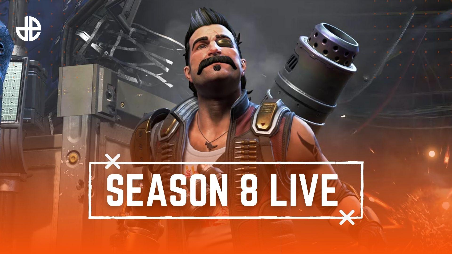 Apex Legends season 8 live blog