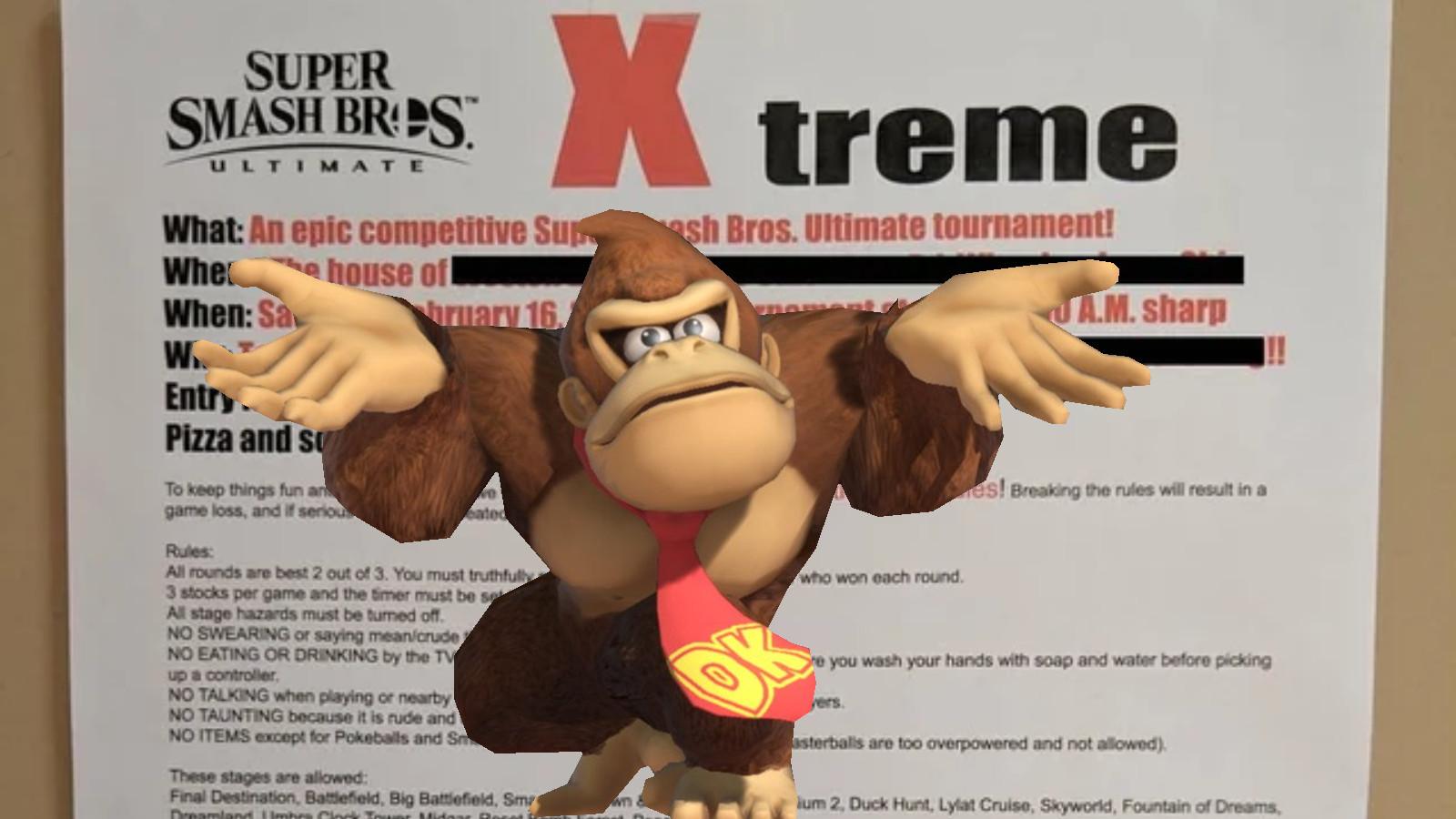 Viral Smash Ultimate xtreme ruleset tournament