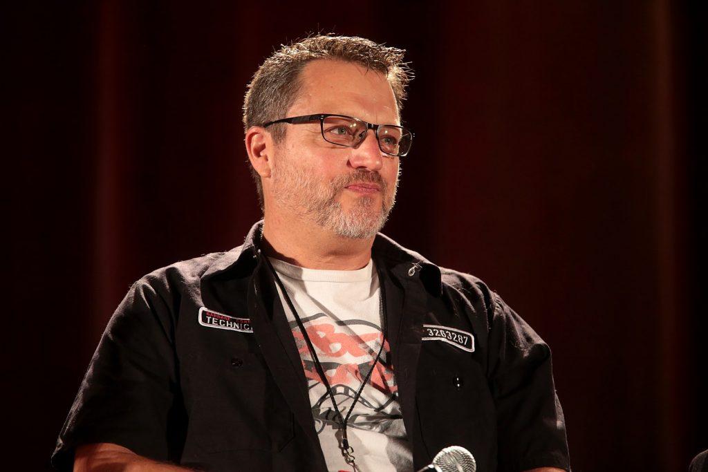 Steve Blum Brimstone valorant voice actor