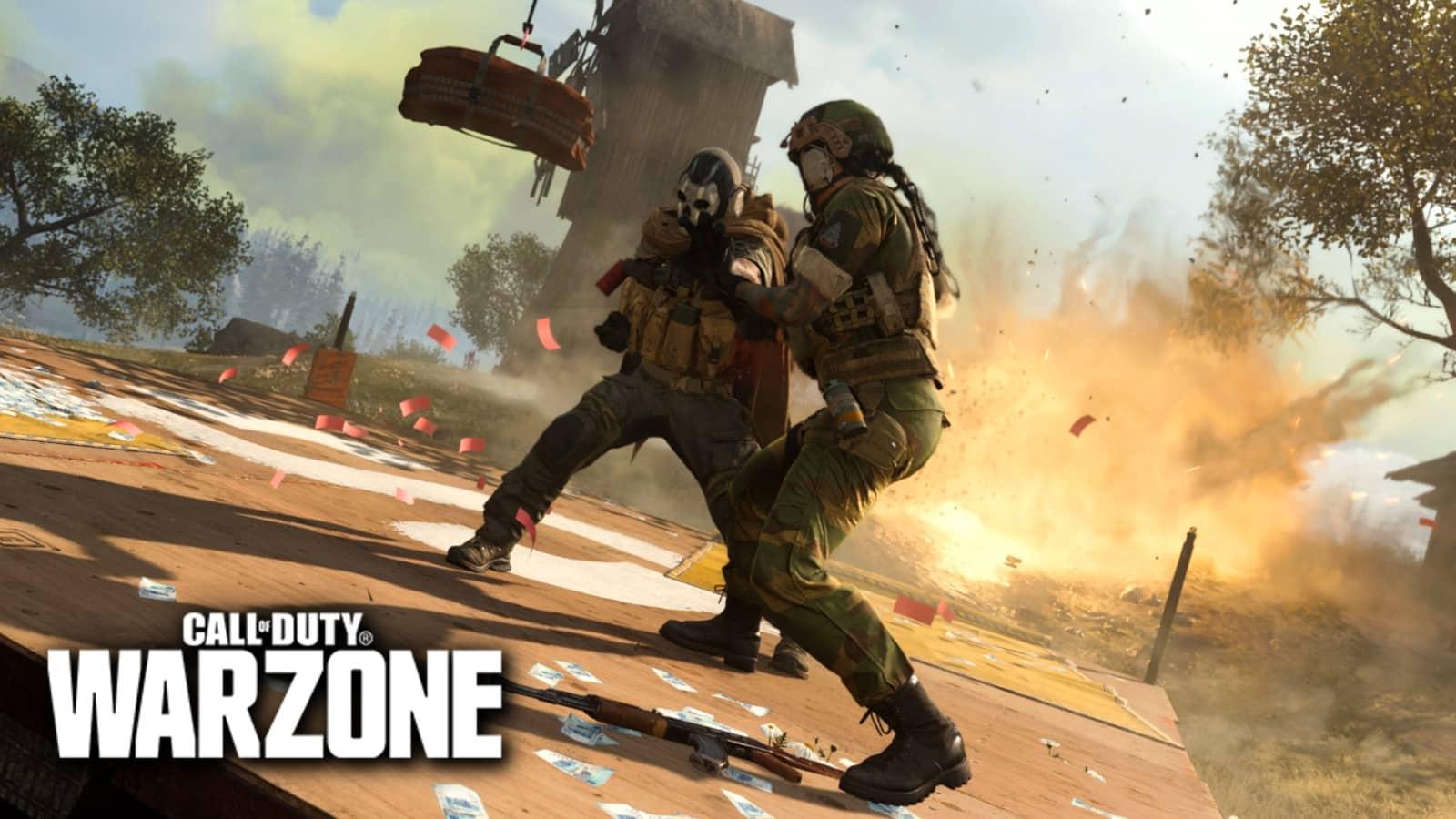 Warzone revenge