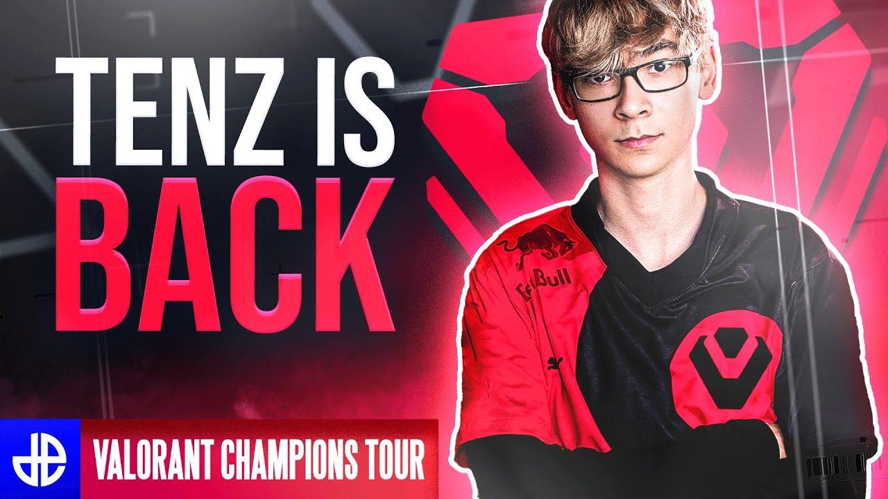 Tenz Valorant Champions Tour