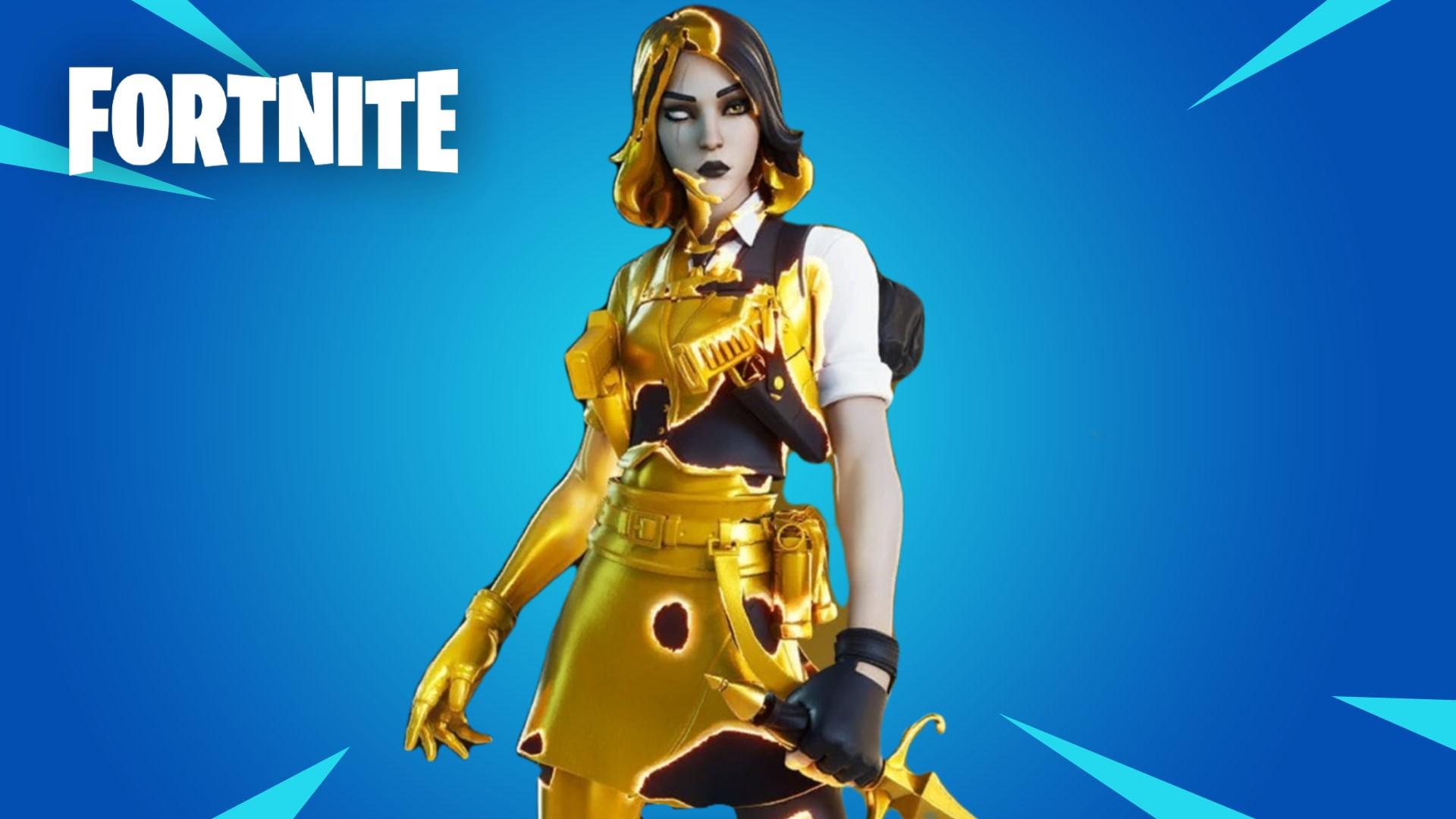 Fornite leaked skins