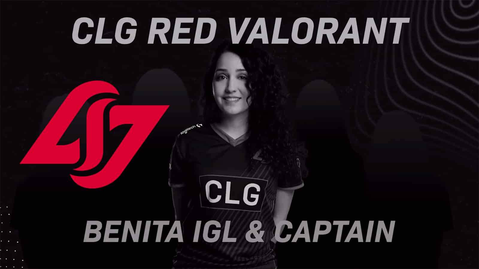 clg red all women valorant