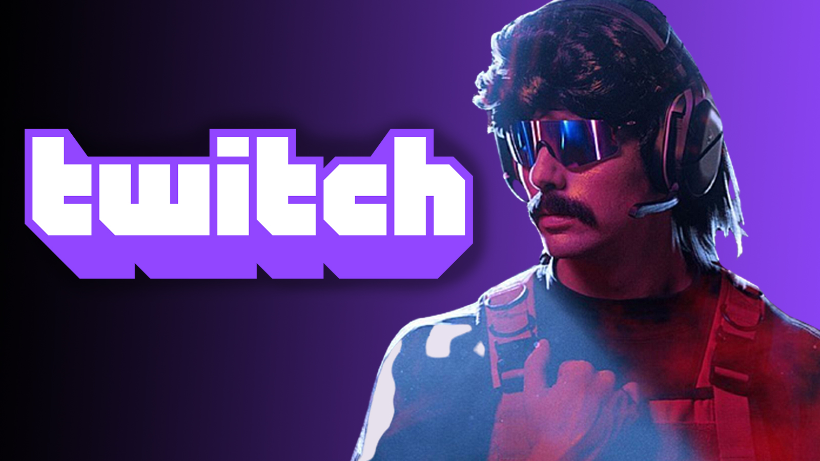 Twitch Brand Safety Score may reveal Dr Disrespect ban reason