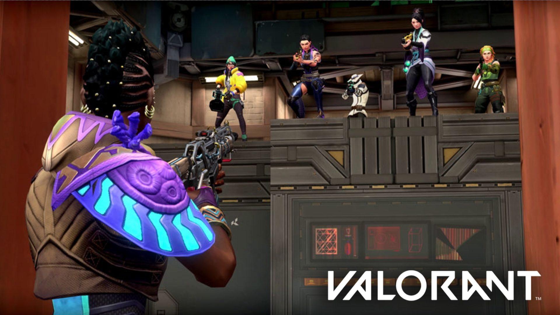 Valorant Astra gameplay