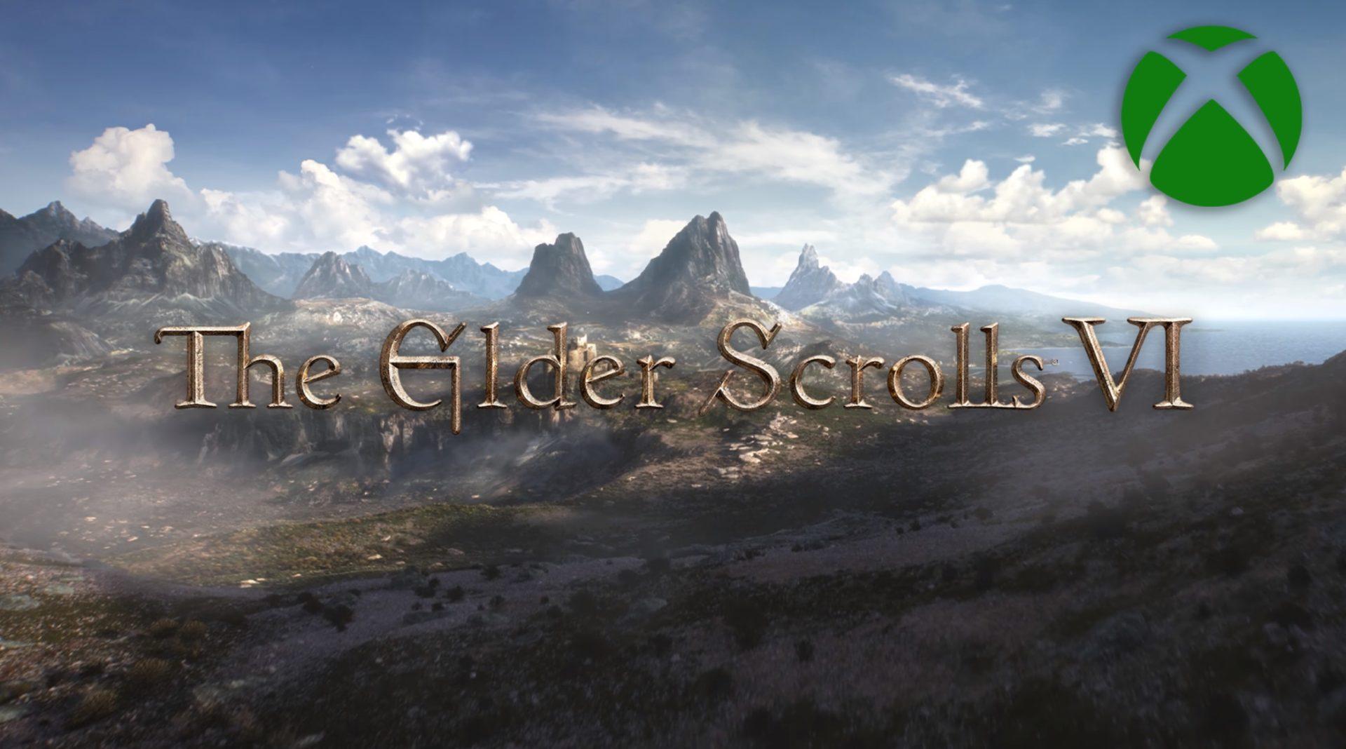 Elder Scrolls VI on Xbox