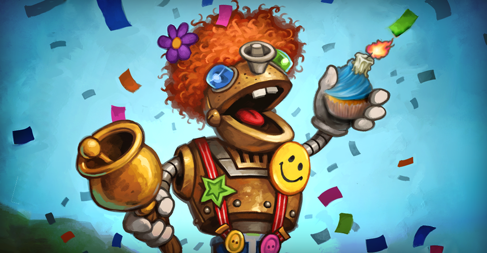 """Iconic cards like """"Annoy-o-tron"""" can return in the new Core Set."""