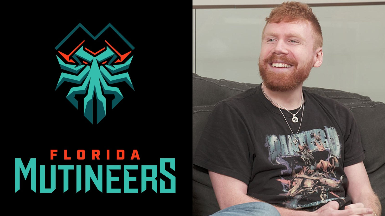 Enable talks about Florida Mutineers potential on CDL Reverse Sweep show