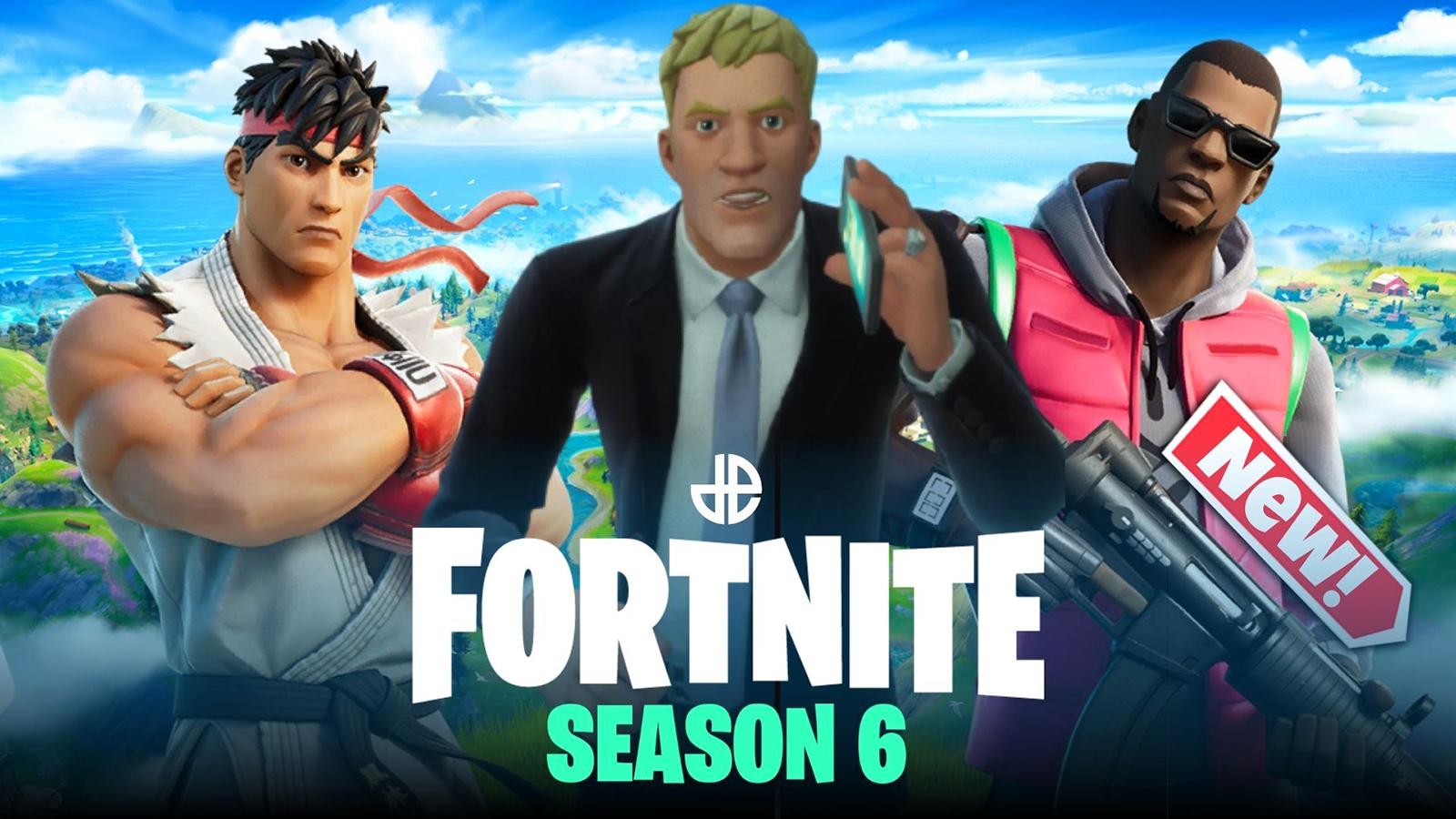 Fortnite Season 6 wish list