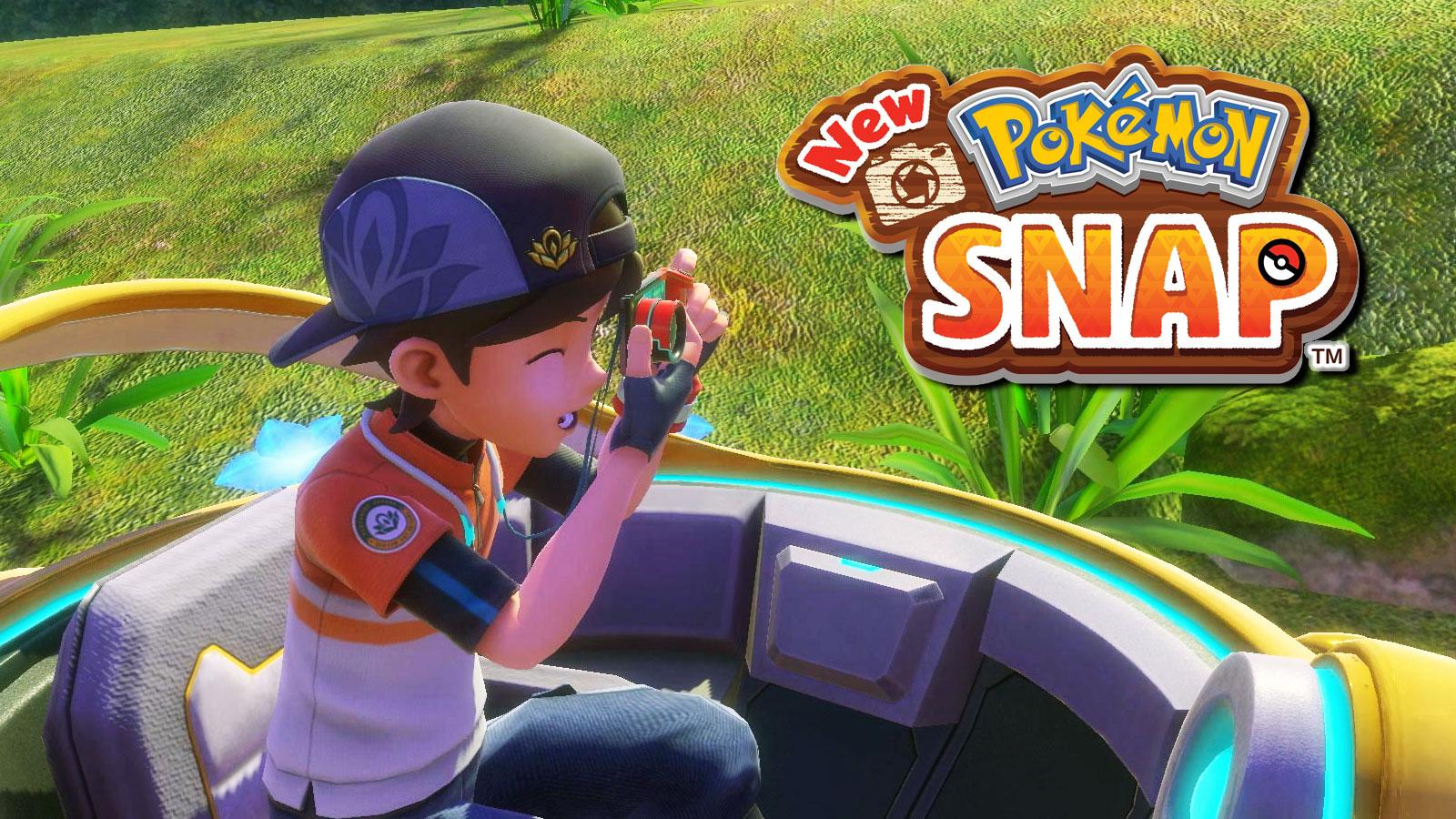 new pokemon snap online mode