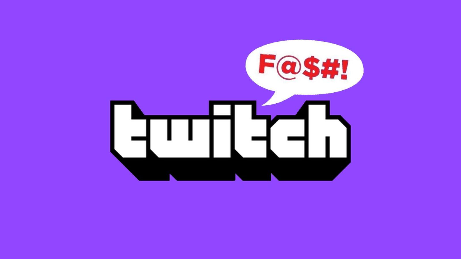 Twitch logo brand safety