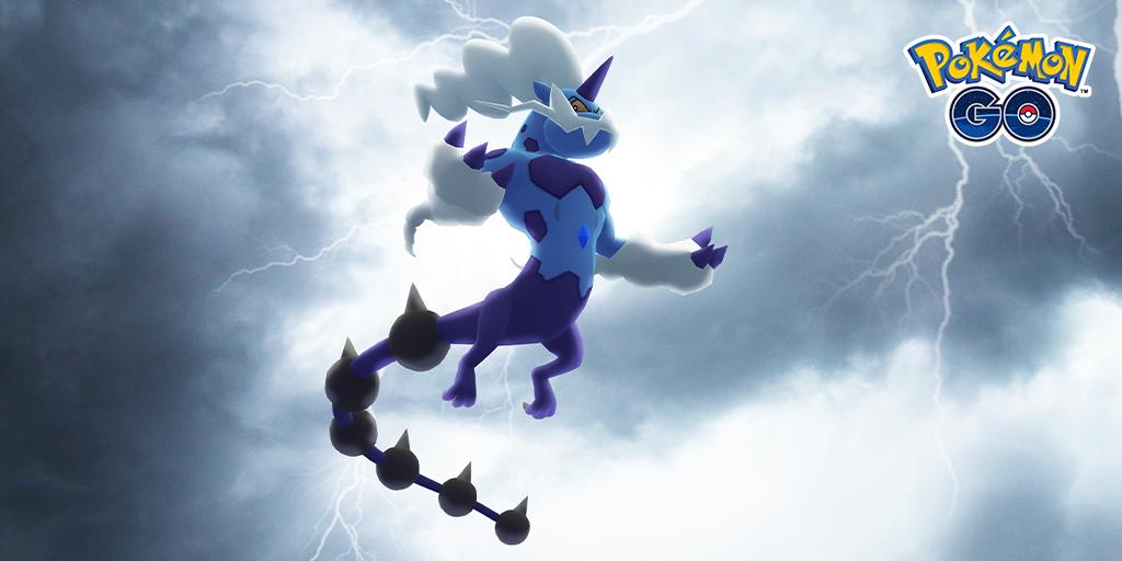 Pokemon Go Charge Up