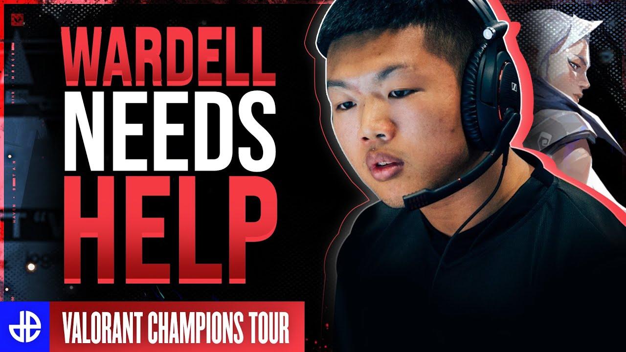 Wardell TSM Valorant Champions Tour