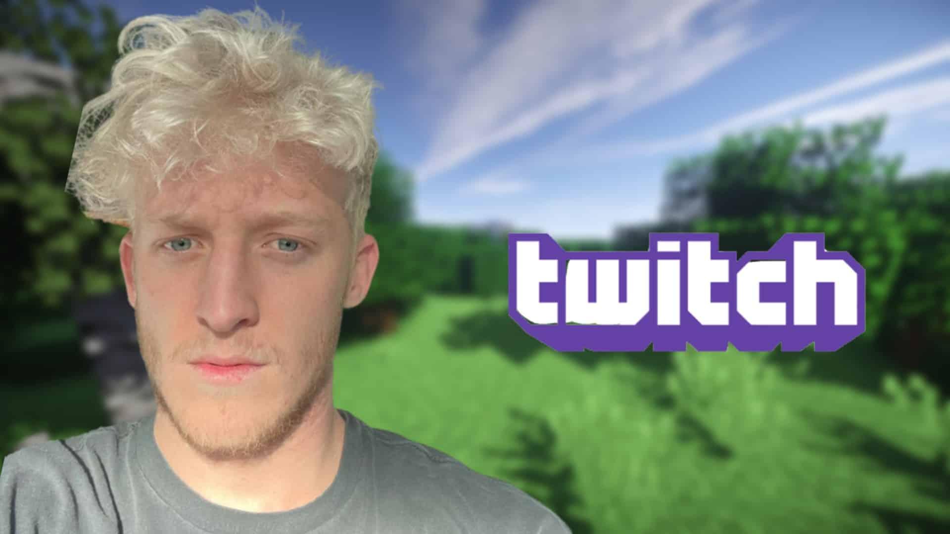 Tfue Minecraft speedrun