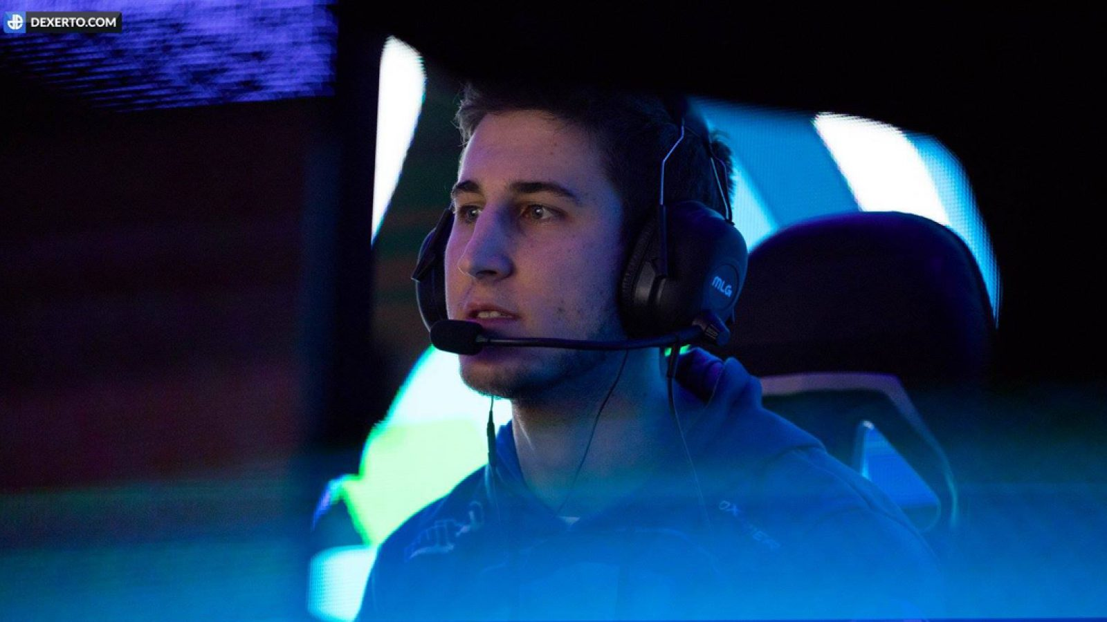 JKap competing in Call of Duty.